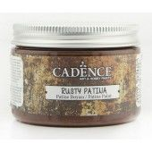 Cadence rusty patina verf Patina Brown 0001 150ml (301272/0001)