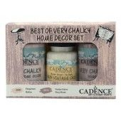 Cadence Very Chalky Home Decor set Mallow - Rosy brown 01 002 0006 909050 90+90+50 ml (301260/1006) CH11