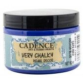 Cadence Very Chalky Home Decor (ultra mat) Anker blauw 01 002 0039 0150 150 ml (301260/0039)