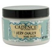Cadence Very Chalky Home Decor (ultra mat) Antiek wit 01 002 0004 0150 150 ml (301260/0004)