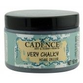 Cadence Very Chalky Home Decor (ultra mat) Donker leigrijs 01 002 0020 0150 150 ml (301260/0020)