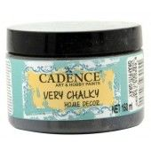 Cadence Very Chalky Home Decor (ultra mat) Graffiti grijs 01 002 0056 0150 150 ml (301260/0056)