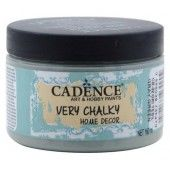 Cadence Very Chalky Home Decor (ultra mat) Grijs groen 01 002 0032 0150 150 ml (301260/0032)