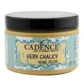 Cadence Very Chalky Home Decor (ultra mat) Oxcide geel 01 002 0027 0150 150 ml (301260/0027)
