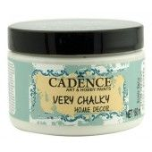 Cadence Very Chalky Home Decor (ultra mat) Puur wit 01 002 0002 0150 150 ml (301260/0002)