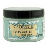 Cadence Very Chalky Home Decor (ultra mat) Schimmel groen 01 002 0024 0150 150 ml (301260/0024)