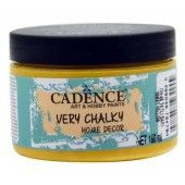 Cadence Very Chalky Home Decor (ultra mat) Zoet geel 01 002 0045 0150 150 ml (301260/0045)