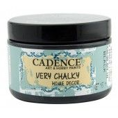 Cadence Very Chalky Home Decor (ultra mat) Zwart 01 002 0030 0150 150 ml (301260/0030)