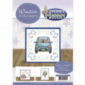 Creative Embroidery 21 - Yvonne Creations - Funky Hobbies