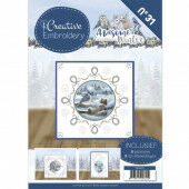 Creative Embroidery 31 - Amy Design - Awesome Winter