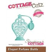 Sloop Cottage Cottage Cutz Elegant Parfum Bottle (Elites) (CCE-132)