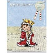 Clearstamp - Yvonne Creations - Men - King