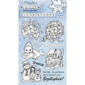 Clearstamp - Yvonne Creations - Playful Winter