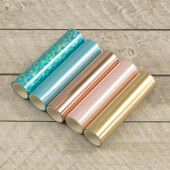 5 Heat Activated foil rolls (CO726218)