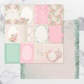 My Secret Love Double Sided Patterned Papers 10 (CO727598)
