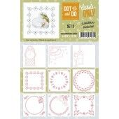 Hobbydots dot & do - Cards only set 03