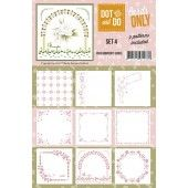 Hobbydots dot & do - Cards only set 04