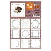 Hobbydots dot & do - Cards only set 08