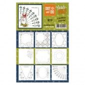 Hobbydots dot & do - Cards only set 09