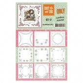 Hobbydots dot & do - Cards only set 12