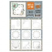 Hobbydots dot & do - Cards only set 14