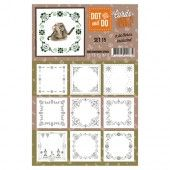 Hobbydots dot & do - Cards only set 15