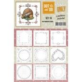 Hobbydots dot & do - Cards only set 16