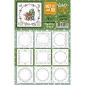 Hobbydots dot & do - Cards only set 17