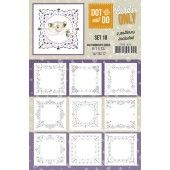 Hobbydots dot & do - Cards only set 18