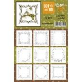 Hobbydots dot & do - Cards only set 21
