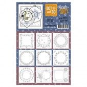 Hobbydots dot & do - Cards only set 22