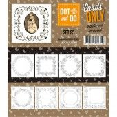 Hobbydots dot & do - Cards only set 25
