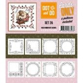 Hobbydots dot & do - Cards only set 26