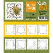 Hobbydots dot & do - Cards Only set 29