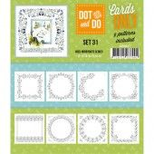 Hobbydots dot & do - Cards Only set 31