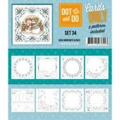 Hobbydots dot & do - Cards Only set 34