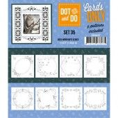 Hobbydots dot & do - Cards Only set 35