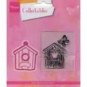Marianne Design - Collectables - Vogelhuis huis (COL1309)*