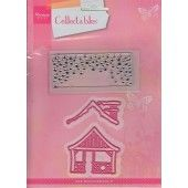 Marianne Design - Collectables - Christmas village chalet (COL1328)*