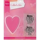 Marianne Design - Collectables - Love (COL1334)*