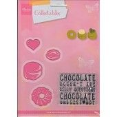 Marianne Design - Collectables - Chocolate doesn't ask (COL1365) (25% KORTING)*