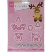 Marianne Design -  Collectables - Eline`s Reindeer  (COL1369)*
