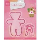 Marianne Design - Collectables -  Bear (COL1376)*