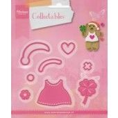 Marianne Design - Collectables -  Bear accessoires (COL1377) (25% KORTING)*
