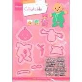 Marianne Design - Collectables - Baby (COL1387) (25% KORTING)*