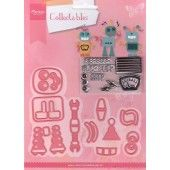 Marianne Design - Collectables - Robot (COL1403) (25% KORTING)*