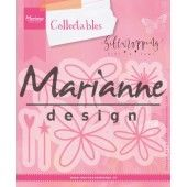 Marianne Design -  Collectables - Giftwrapping - Karin`s pins & bows (COL1441) (25% KORTING)*