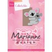 Marianne Design -  Collectables - Eline`s koala & baby (COL1448)