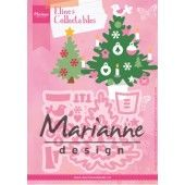 Marianne Design -  Collectables - Eline's Kerstboom 15x21cm (COL1459) (20% KORTING)