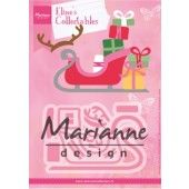 Marianne Design -  Collectables - Eline's Slee 15x21cm (COL1460) (20% KORTING)
